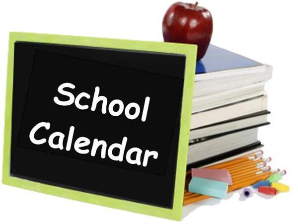 Calendar school. Isaac integrated science asian